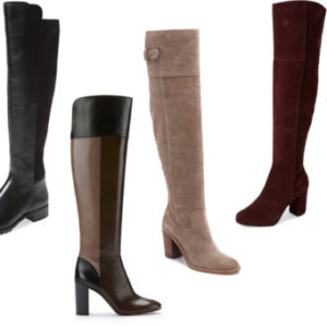 How to Conquer Over-the-Knee Boots