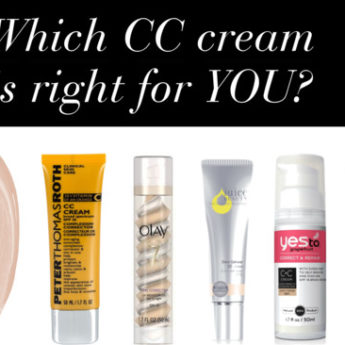 The Best CC Creams For Your Skin Type