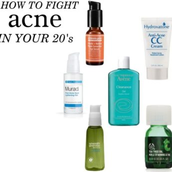 How to Get Rid of Acne for Good in Your 20s
