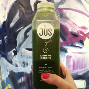 Review: Drinking Jus by Julie Without the Cleanse