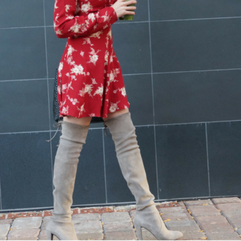 Fall Must-Have: Over-the-Knee Boots