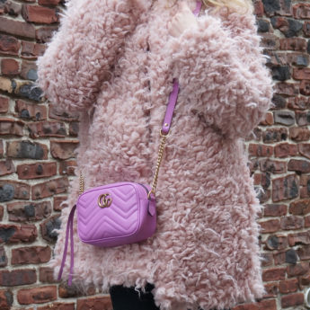 2017 Trend: The 'Tumblr Pink' Faux Fur Coat