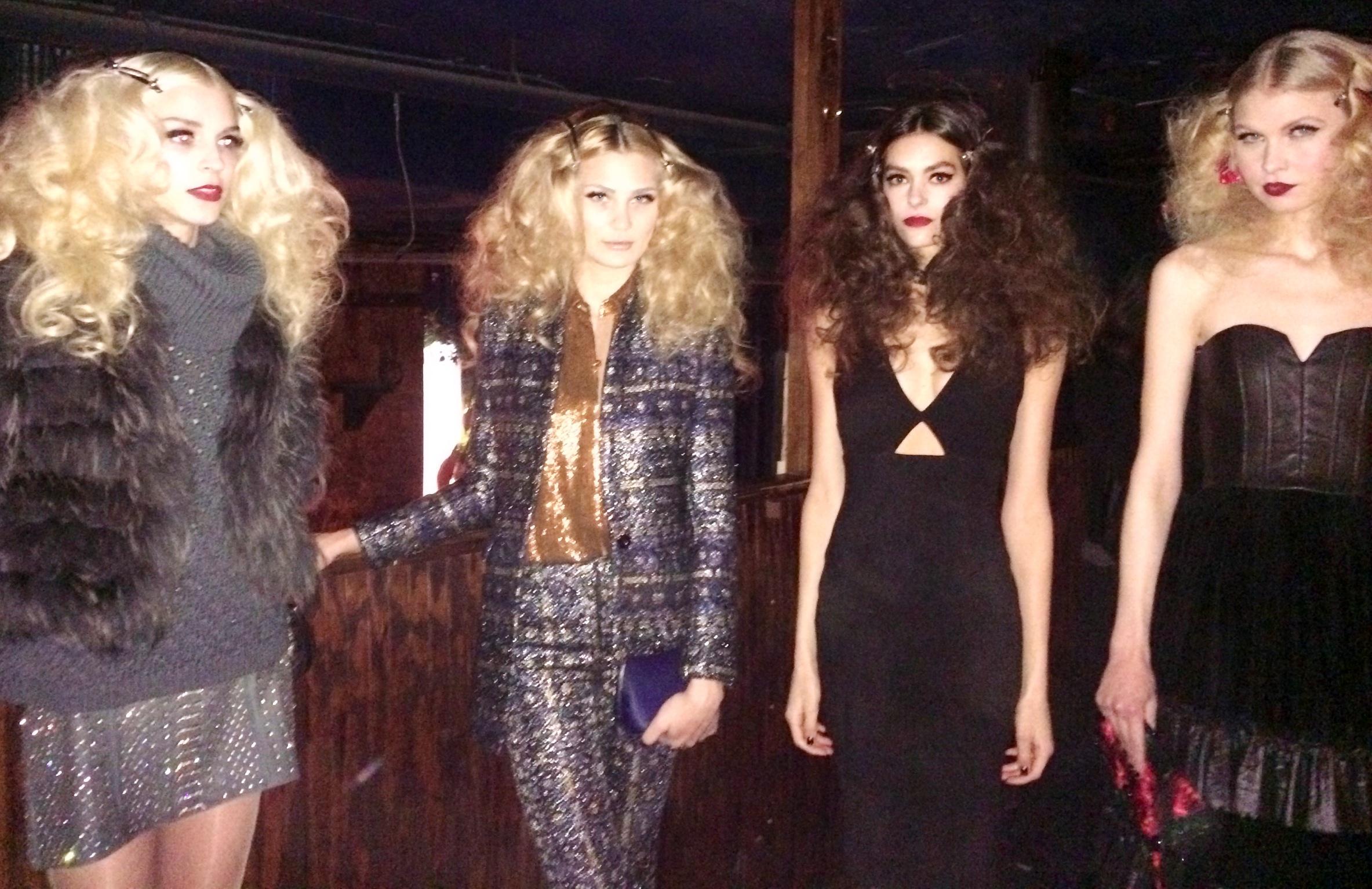DIY Runway Hair from New York Fashion Week - Style Context